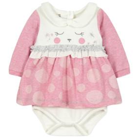 Боди-Платье для девочки (код товара: 44317): купить в Berni