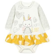 Боди-Платье для девочки (код товара: 44320)