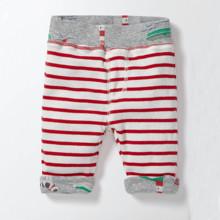 Детские штаны Красные полоски (код товара: 44375)
