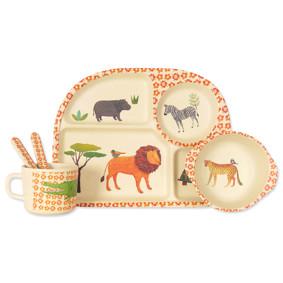 Набор посуды из бамбукового волокна Safari (код товара: 44392): купить в Berni