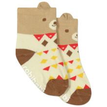 Детские антискользящие носки Медведь (код товара: 44477)