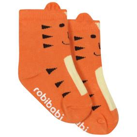 Детские антискользящие носки Тигр (код товара: 44476): купить в Berni
