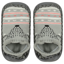 Детские носки с антискользящей подошвой  Лиса (код товара: 44489)
