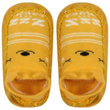 Детские носки с антискользящей подошвой  Медведь (код товара: 44488)