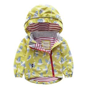 Дитяча куртка Чайки (код товару: 44495): купити в Berni