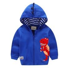 Кофта для мальчика Красный динозавр (код товара: 44445)