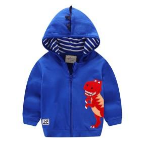 Кофта для мальчика Красный динозавр (код товара: 44445): купить в Berni
