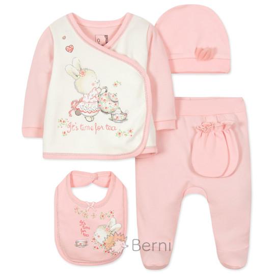 Комплект 10 в 1 для новорожденной девочки Caramell (код товара ... e00e6c1743fb8