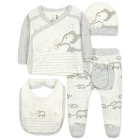 Комплект 5 в 1 для новорожденного (код товара: 44411): купить в Berni