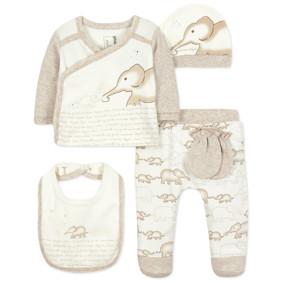 Комплект 5 в 1 для новорожденного (код товара: 44412): купить в Berni