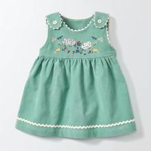 Платье для девочки Ягненок (код товара: 44427)