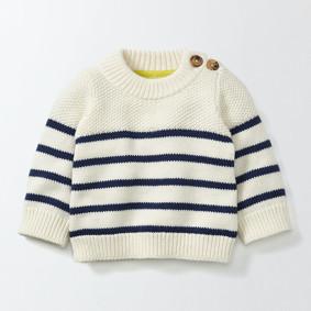 Светр дитячий Смужки (код товару: 44435): купити в Berni