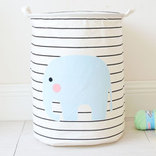 Корзина для игрушек, белья, хранения Слон (код товара: 44510)
