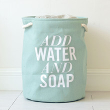 Корзина для игрушек, белья, хранения Вода (код товара: 44519)
