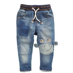 Джинсы для мальчика Обезьяна оптом (код товара: 44678): купить в Berni