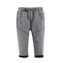 Джинсы утепленные для мальчика Серый (код товара: 44680)
