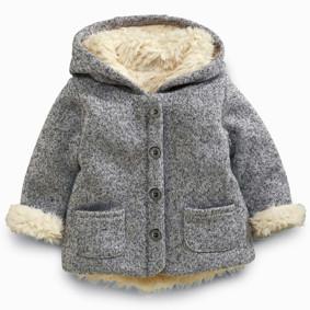 Куртка на флисе (код товара: 44667): купить в Berni
