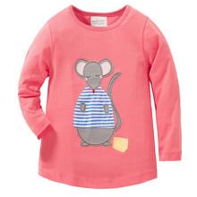 Лонгслив для девочки Мышка (код товара: 44650)