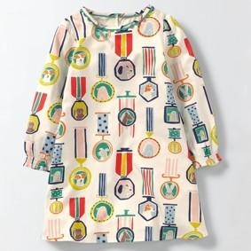 Платье для девочки Награды (код товара: 44657): купить в Berni