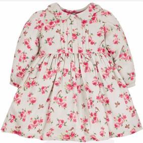 Платье для девочки Розы (код товара: 44656): купить в Berni