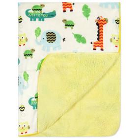 Детский флисовый плед (код товара: 44706): купить в Berni