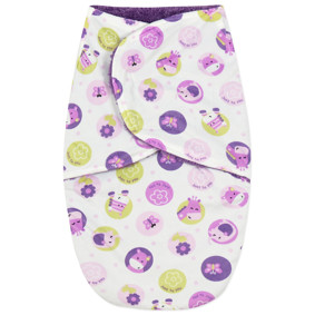 Флисовая пеленка - кокон на липучках (код товара: 44790): купить в Berni