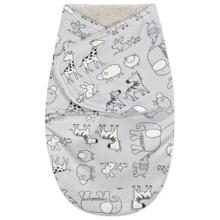 Флисовая пеленка - кокон на липучках (код товара: 44792)