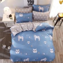 Комплект постельного белья Горилла (двуспальный-евро) (код товара: 44735)