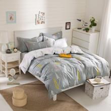 Комплект постельного белья Хвойный лес (двуспальный-евро) (код товара: 44751)
