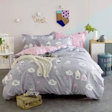 Комплект постільної білизни Потрібне кохання (двоспальний-євро) (код товара: 44749)