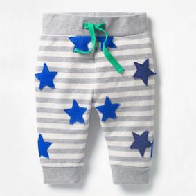 Детские штаны Звезды (код товара: 44864): купить в Berni