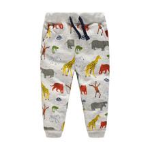 Дитячі штани У світі тварин (код товара: 44867)