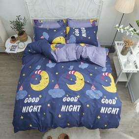 Комплект постельного белья Спокойной ночи (полуторный) (код товара: 44822): купить в Berni