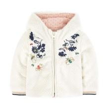 Куртка для девочки Цветы (код товара: 44812)