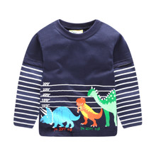 Лонгслів для хлопчика Динозаври (код товара: 44872)