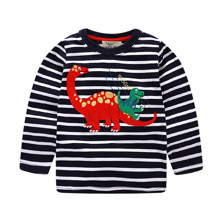 Лонгслив для мальчика Два динозавра (код товара: 44877)