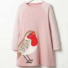 Платье для девочки Маленькая птица (код товара: 44861)