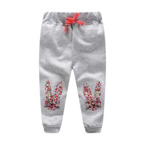 Штаны для девочки Кролик (код товара: 44866): купить в Berni