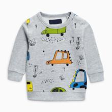 Світшот на флісі для хлопчика Машини (код товара: 44801)
