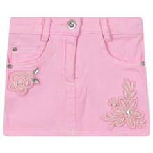 Джинсовая юбка для девочки (код товара: 44905)