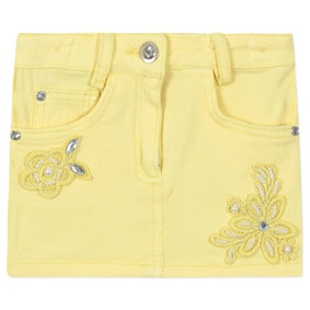 Джинсовая юбка для девочки (код товара: 44906): купить в Berni