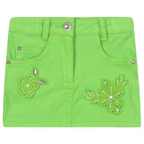 Джинсовая юбка для девочки (код товара: 44907): купить в Berni