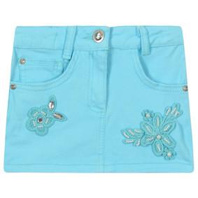 Джинсовая юбка для девочки (код товара: 44908): купить в Berni