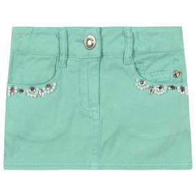 Джинсовая юбка для девочки (код товара: 44909): купить в Berni