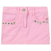 Джинсовая юбка для девочки (код товара: 44910)