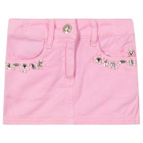 Джинсовая юбка для девочки (код товара: 44910): купить в Berni