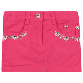 Джинсовая юбка для девочки (код товара: 44911): купить в Berni