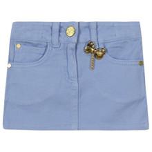 Джинсовая юбка для девочки (код товара: 44913)