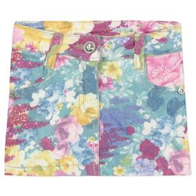 Джинсовая юбка для девочки (код товара: 44914): купить в Berni