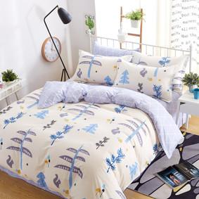 Комплект постельного белья Беличий лес (полуторный) (код товара: 44929): купить в Berni